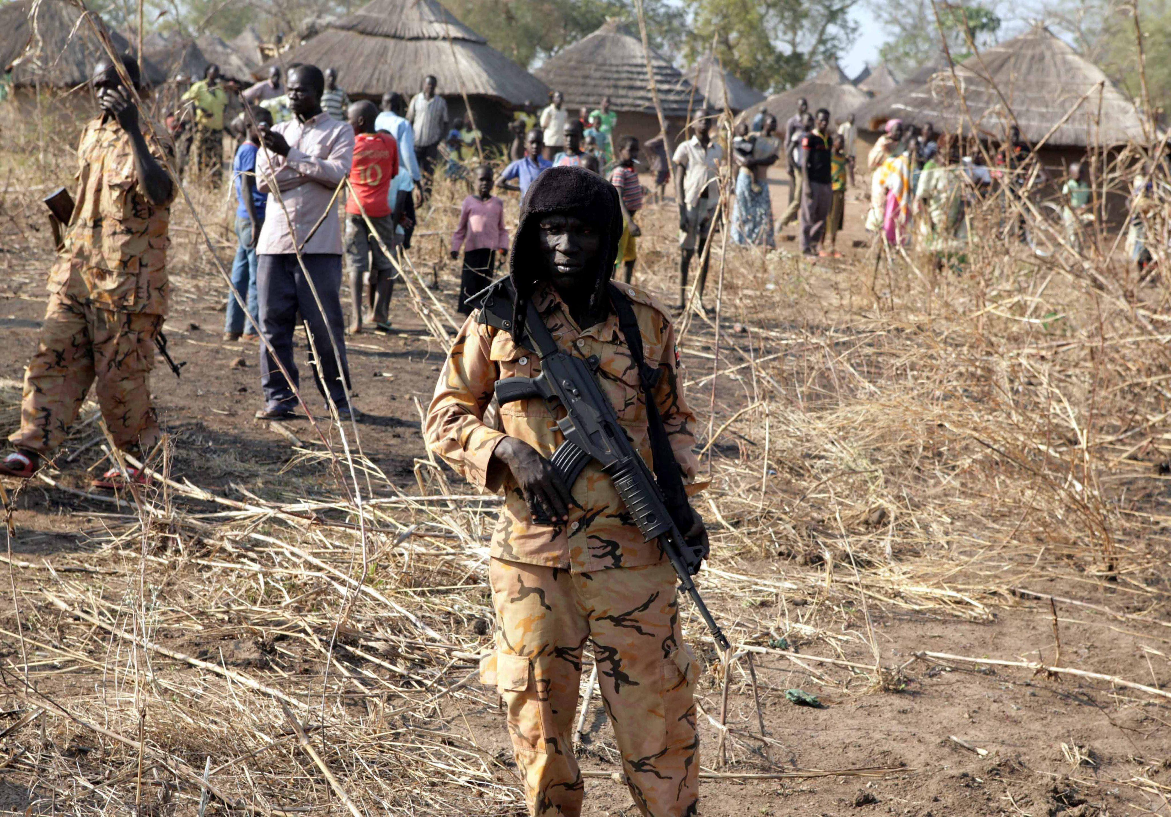 Los rebeldes asesinan a cientos de civiles en una ciudad sursudanesa, según la ONU