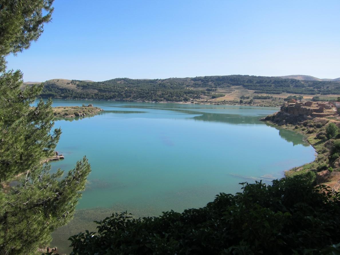 La reserva de agua de los embalses de la Cuenca del Ebro, al 84% de su capacidad