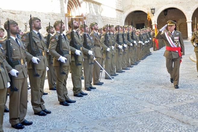 Un teniente denuncia abusos y actitudes «pseudomafiosas» en el Ejército español