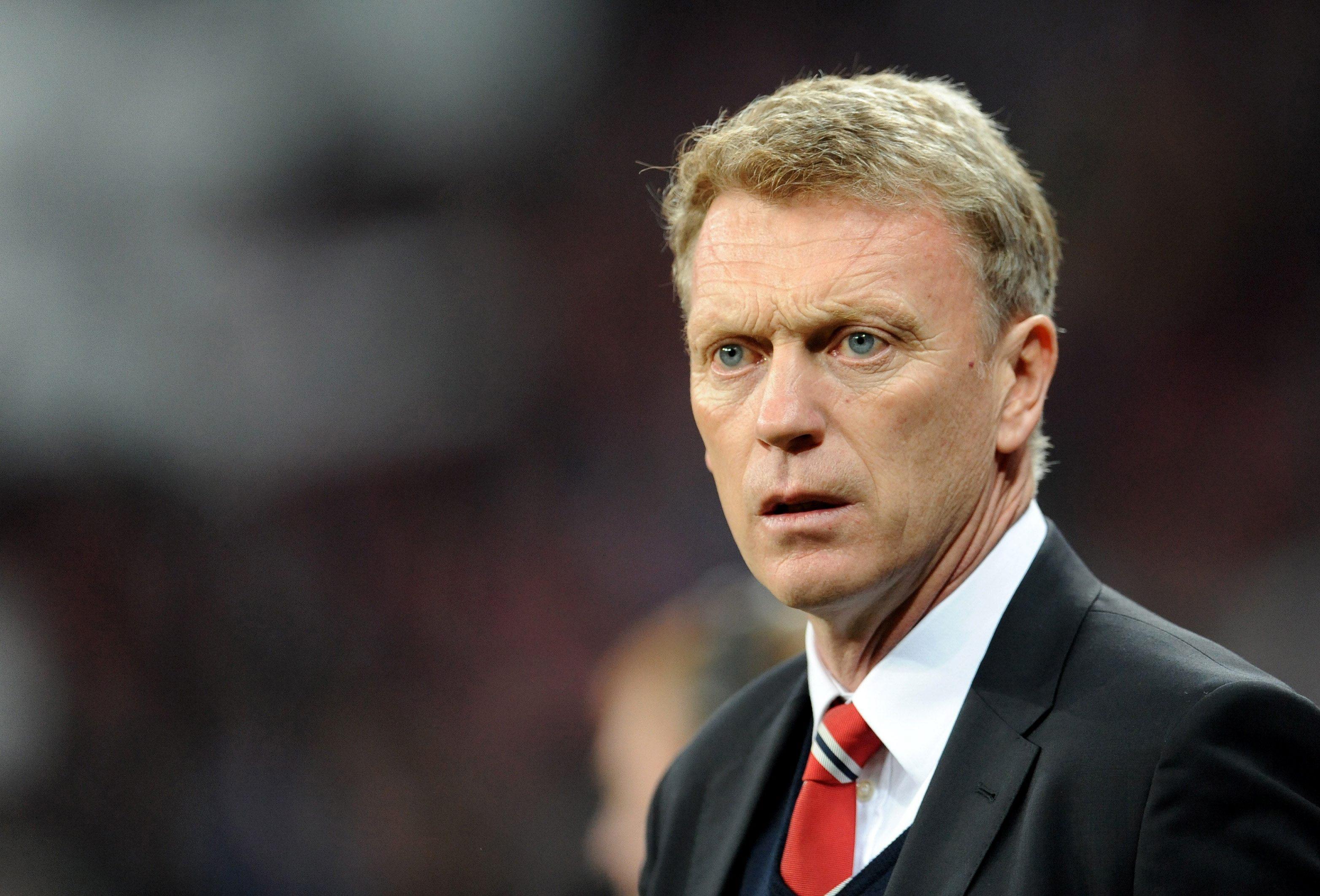 Moyes es destituido como entrenador del Manchester United
