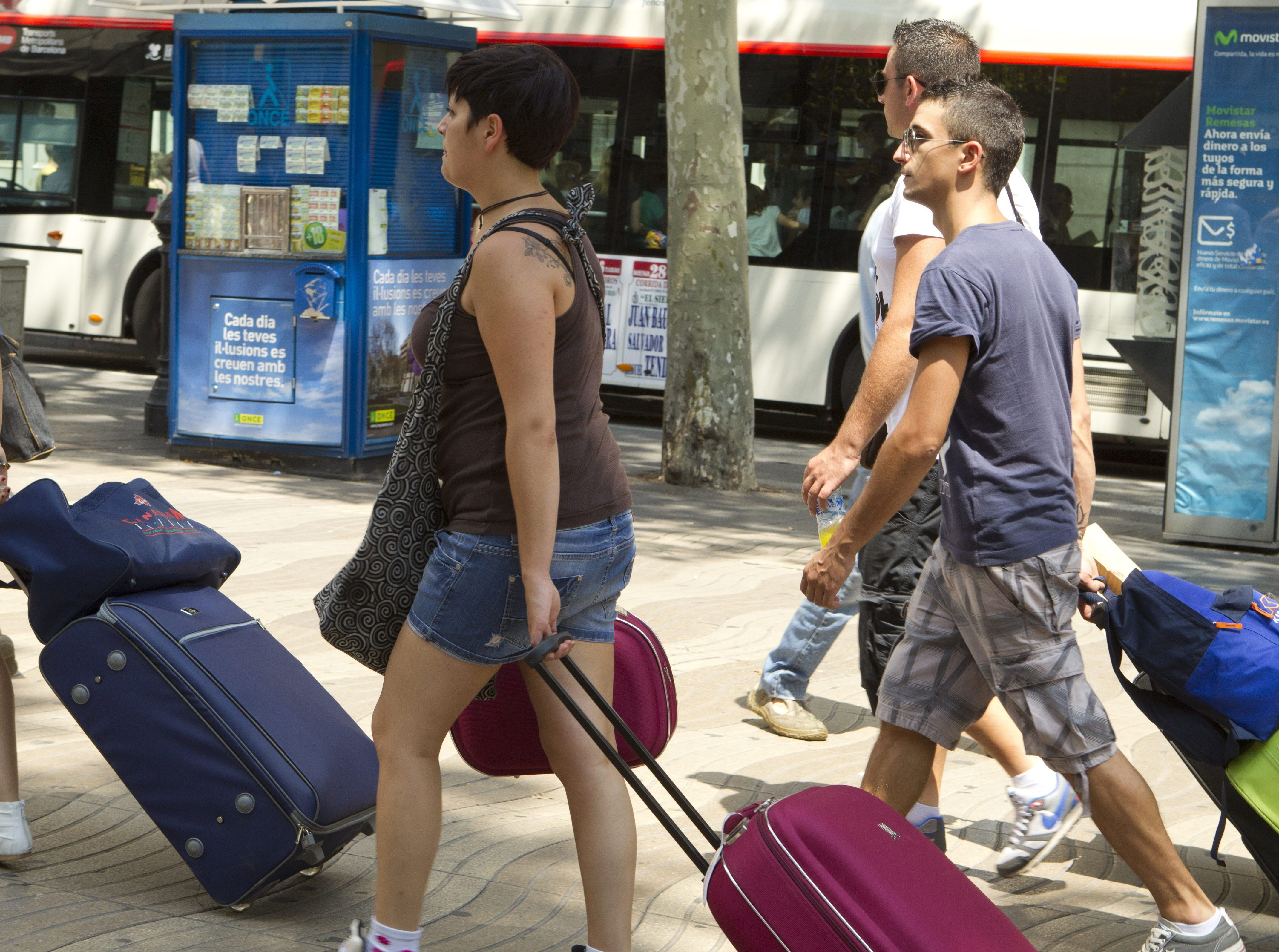 Soria avanza que la ocupación turística alcanzó el 75,7 % en Semana Santa