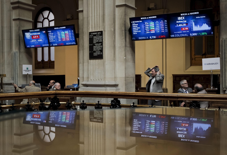 El IBEX da por cerrada la pausa de Semana Santa con una subida del 0,52 por ciento