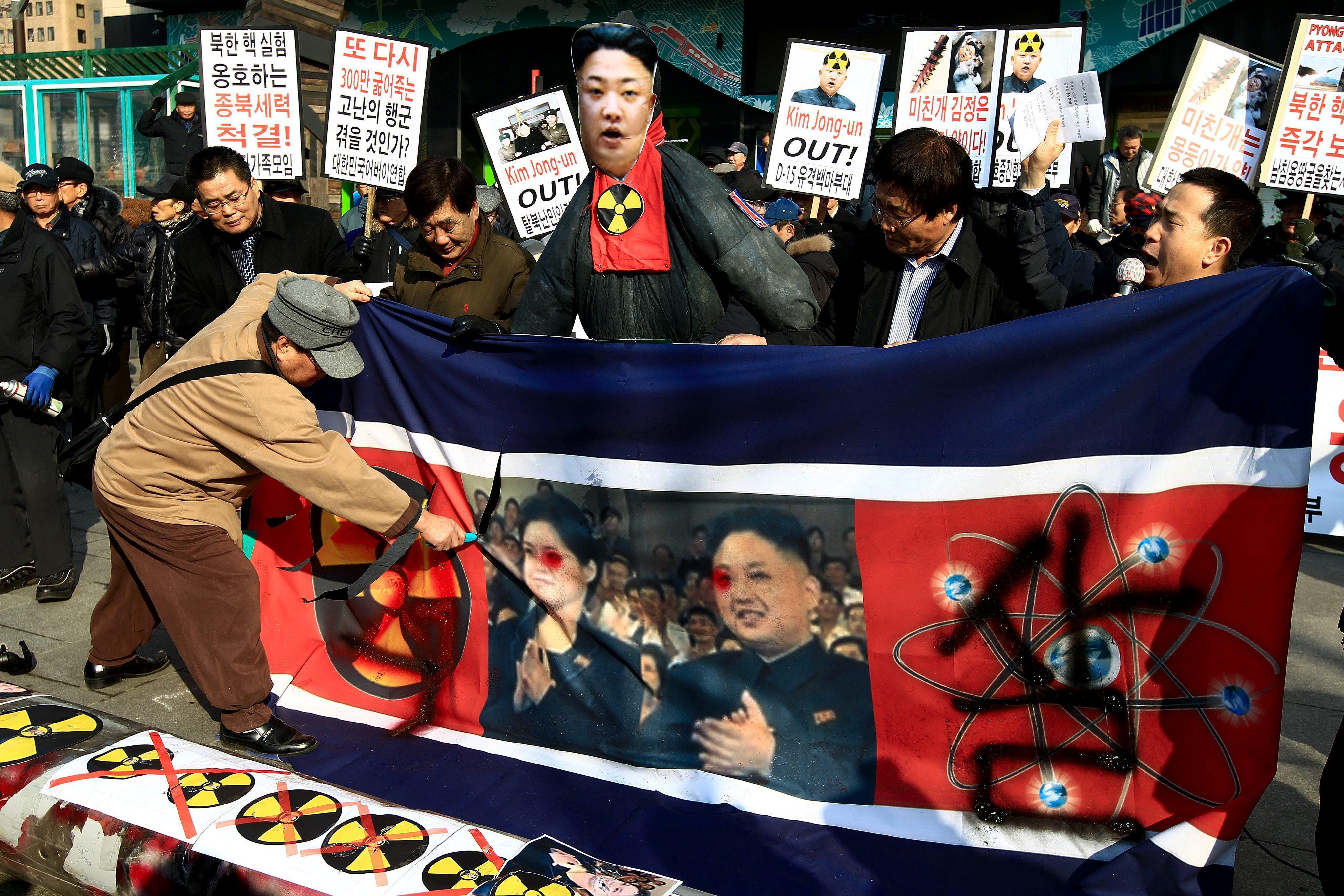 Seúl teme que Pyongyang realice una nueva prueba nuclear en breve