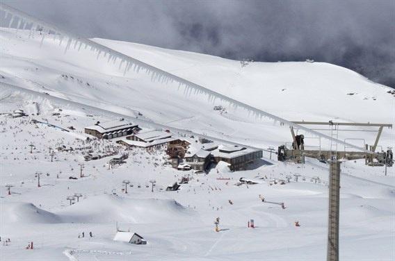 Sierra Nevada se convierte desde este martes en la única gran estación abierta en el sur de Europa