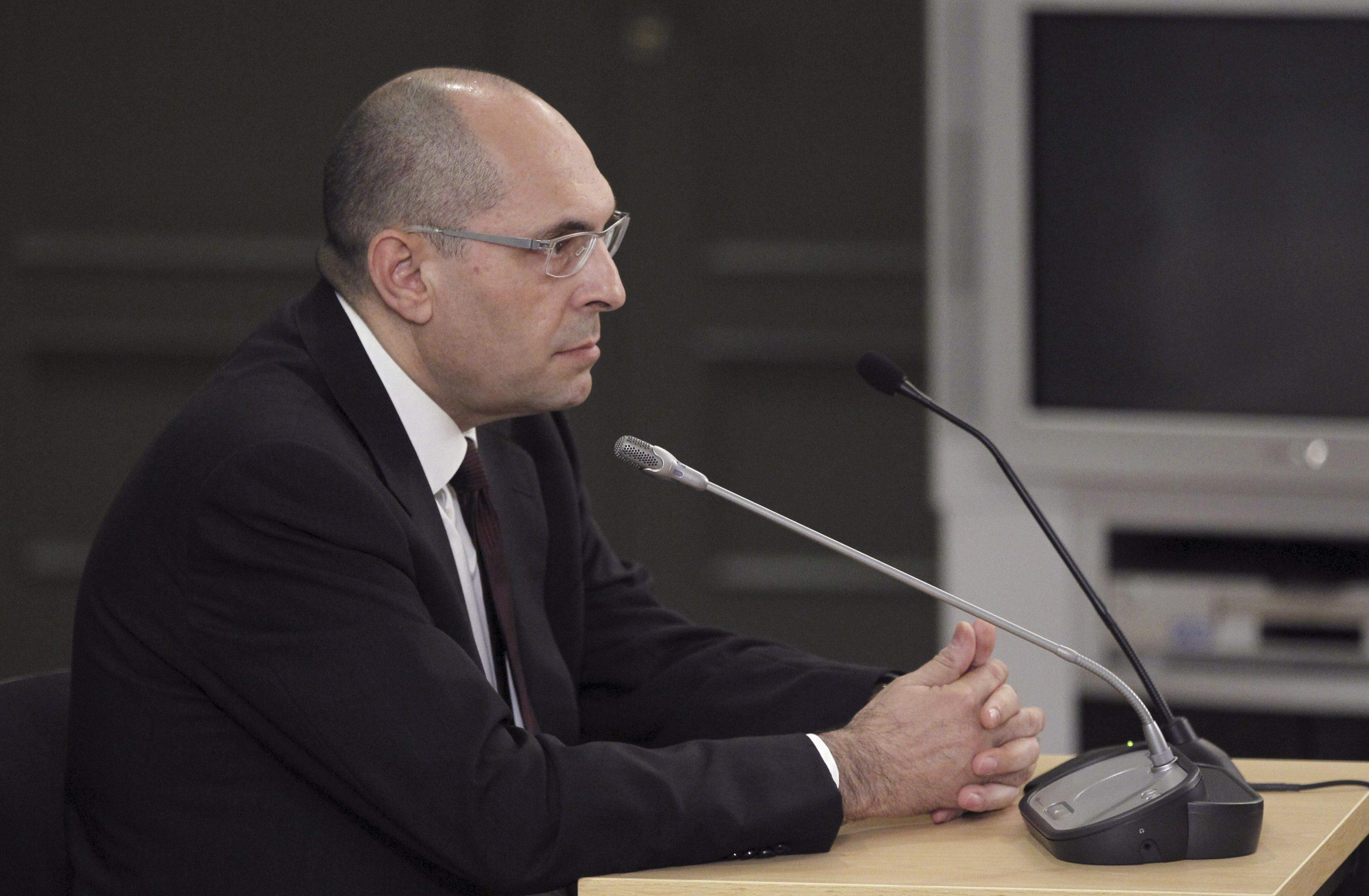El TSJM decide hoy si suspende el juicio a Silva tras la renuncia de su abogado