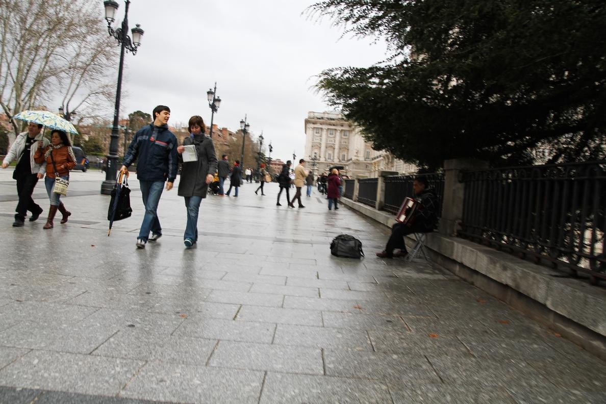 La llegada de turistas extranjeros a la Comunidad crece en marzo un 3,2%, hasta los 360.154 visitantes