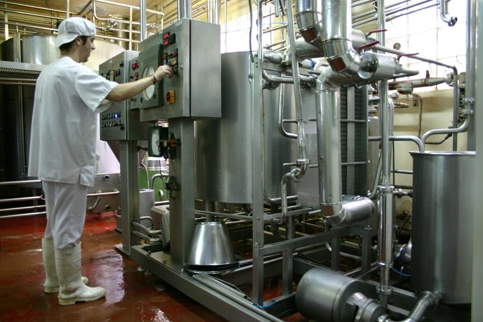 La cifra de negocio de la industria cae un 8,1% en la Región en febrero, el tercer mayor descenso por CCAA
