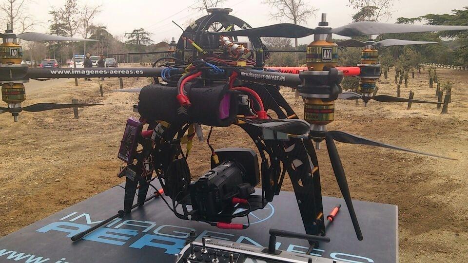 En España los drones deberán llevar matrícula como los coches y las motos