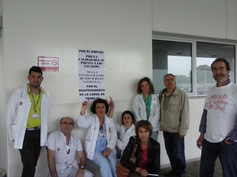 Convocadas para el domingo marchas desde Liendo, Limpias y Cicero contra la «centralización» de servicios hospitalarios