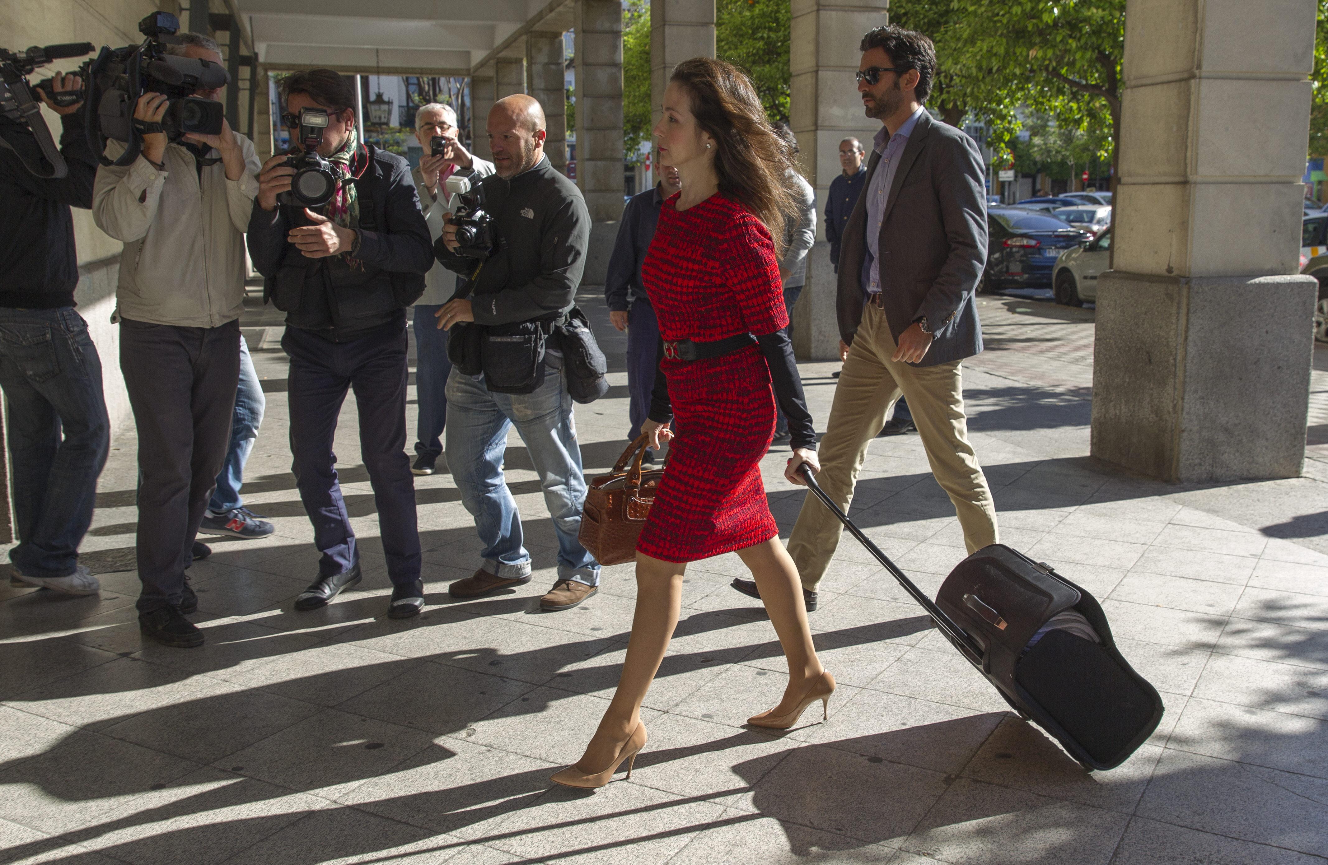 La juez Alaya embarga un inmueble a CCOO para cubrir la fianza de dos sindicalistas