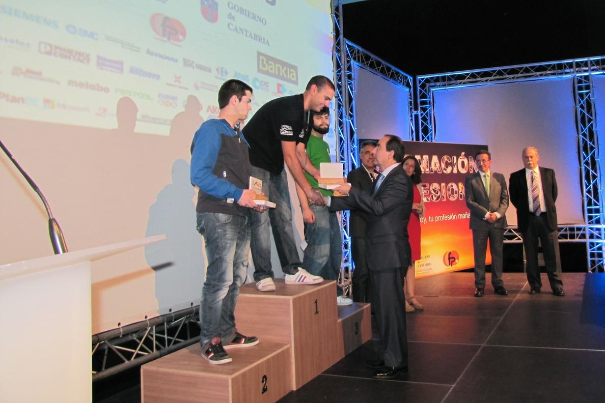 Los 26 mejores alumnos de FP representarán a Cantabria en la Olimpiada Nacional