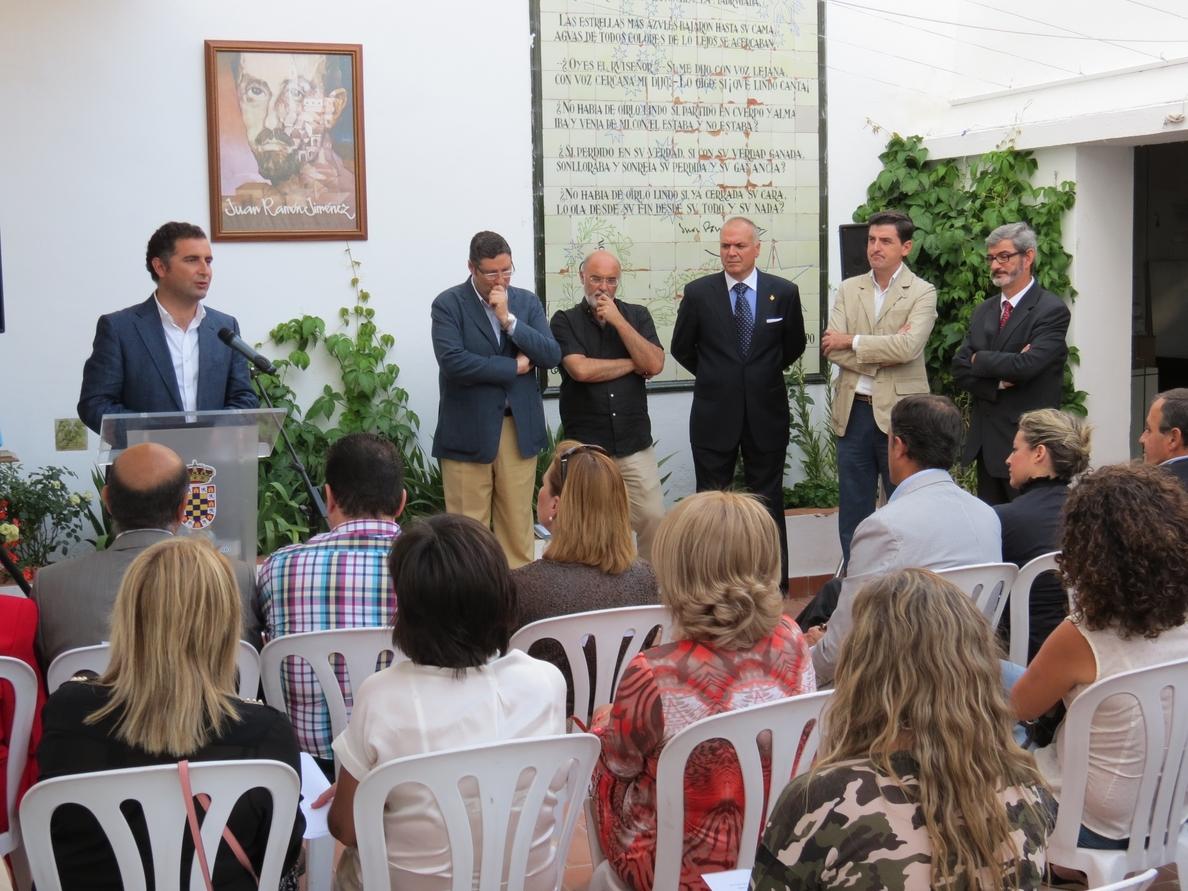 La casa museo de Juan Ramón muestra una exposición sobre el capítulo de El Rocío de »Platero y yo»