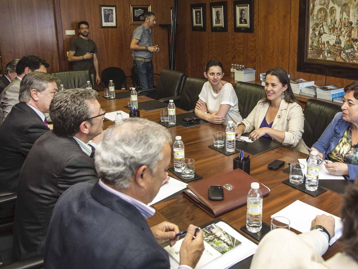 Miranda (BNG) advierte de que la autopista del mar de Vigo «de momento, no pasa de proyecto»