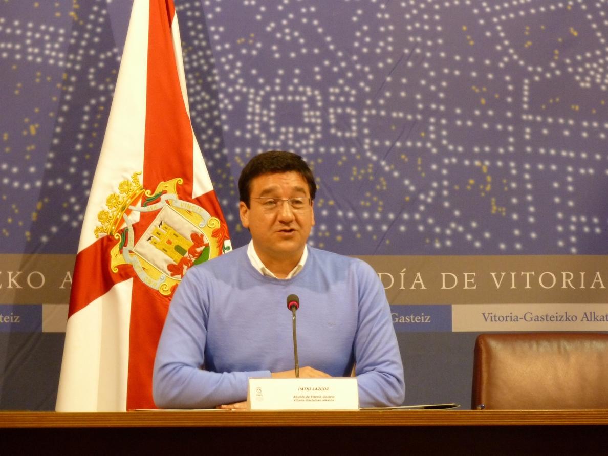 PSE de Vitoria afirma que la demanda por el servicio de bicicletas evidencia la «nefasta gestión» de Maroto
