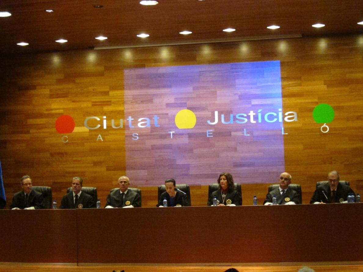 Presidente de la Audiencia: «No es cierto que la Justicia sirve fundamentalmente a los poderosos»