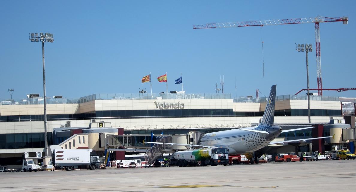 AENA Aeropuertos pierde el 19,36% de su plantilla en la Comunitat Valenciana en poco más de dos años