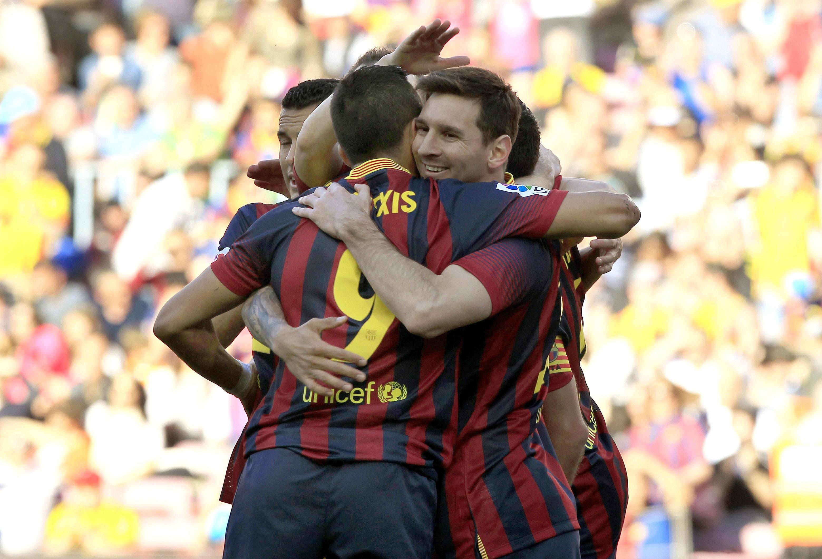 El Barça gana al Atlético en las apuestas para el partido