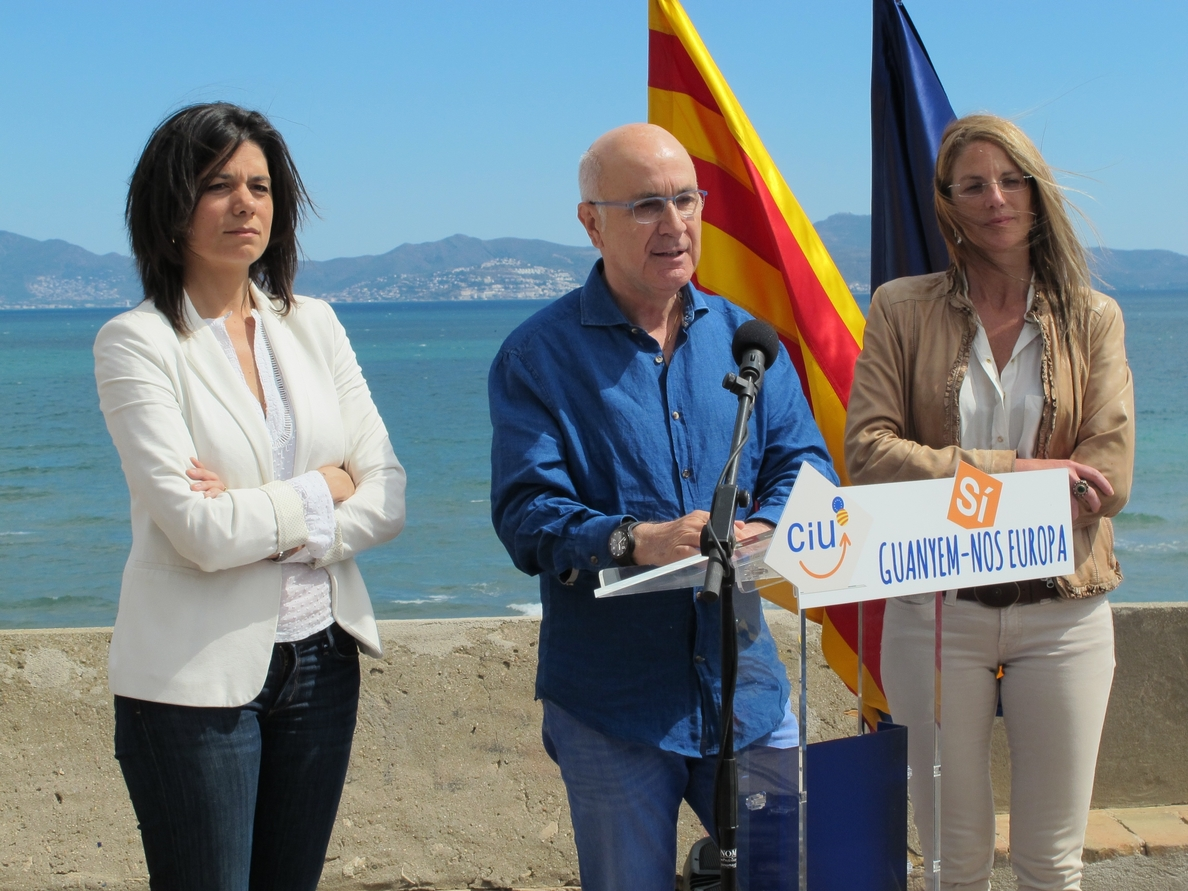 Duran asegura que la mayoría de catalanes no se sienten «queridos» por Rajoy