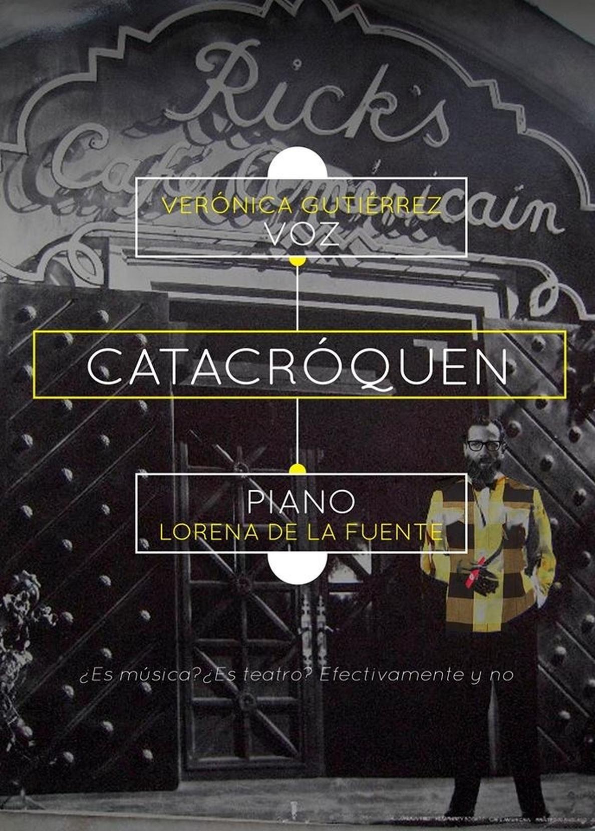 El Huerto acoge el estreno de »Catacróquen», un espectáculo cómico-músico-teatral que busca las carcajadas del público