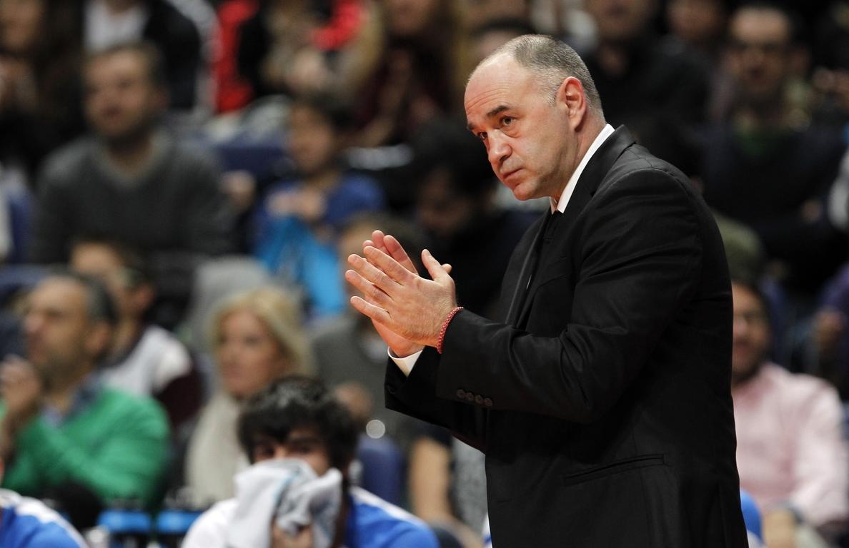 Laso: «Queremos ganar la Euroliga jugando nuestro baloncesto»
