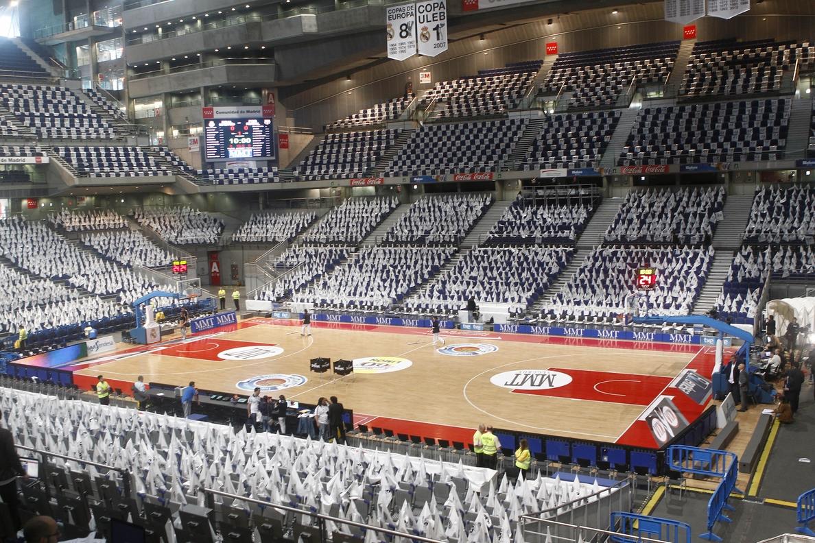Madrid organizará la Final Four de 2015 siete años después
