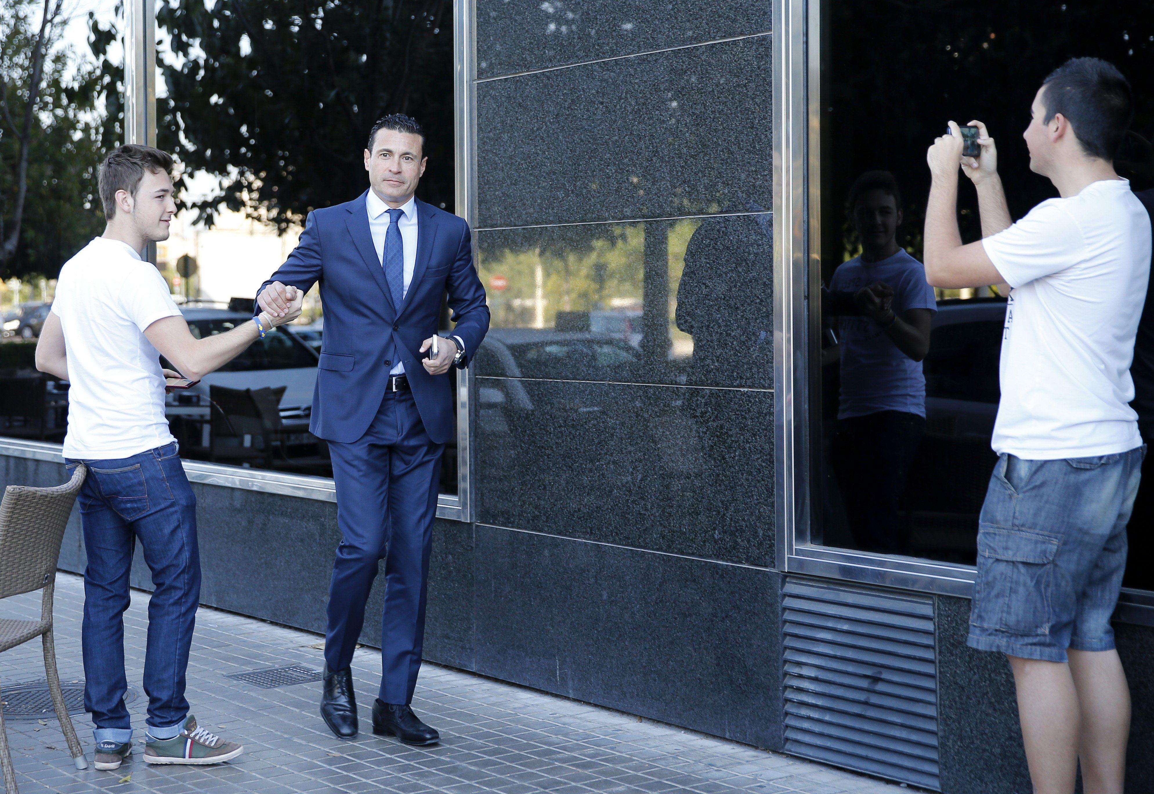 Mériton, del empresario Peter Lim, nueva propietaria del Valencia