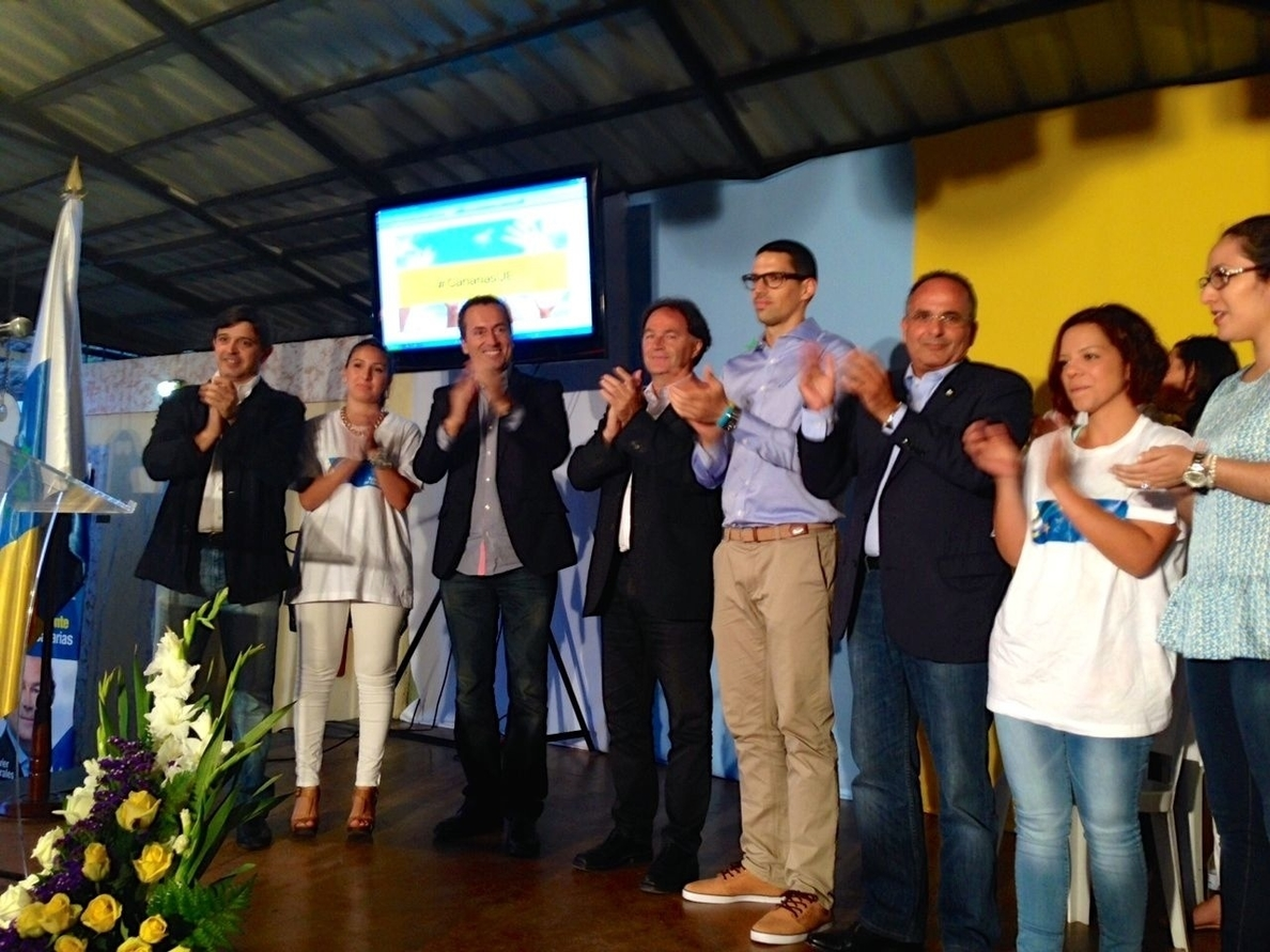 Morales (CC) propone un plan de movilidad aéreo y marítimo para incentivar la economía canaria