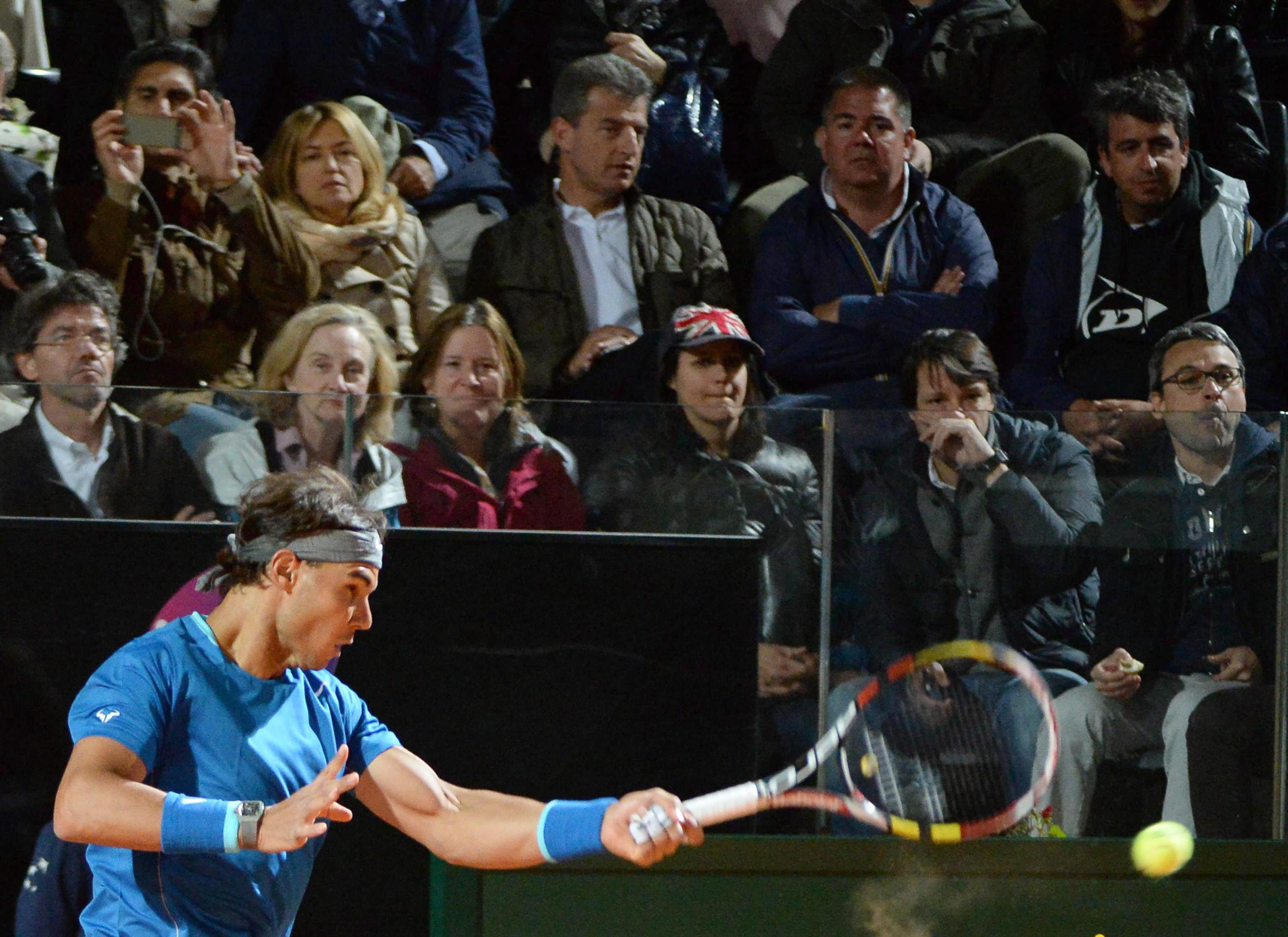 Nadal supera a Murray y se verá las caras con Dimitrov en semifinales de Roma
