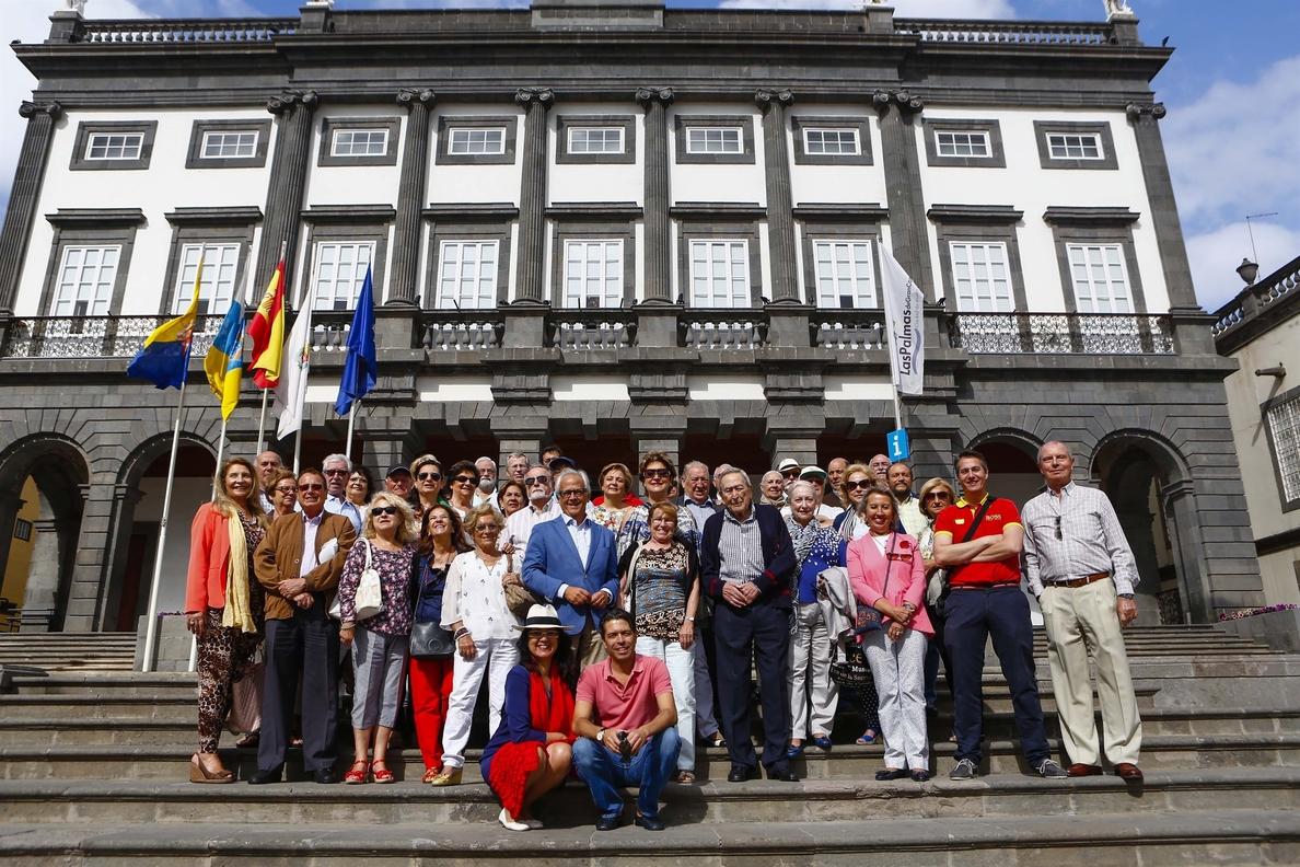 Las Palmas de Gran Canaria muestra sus fortalezas a los profesionales de Skal Internacional