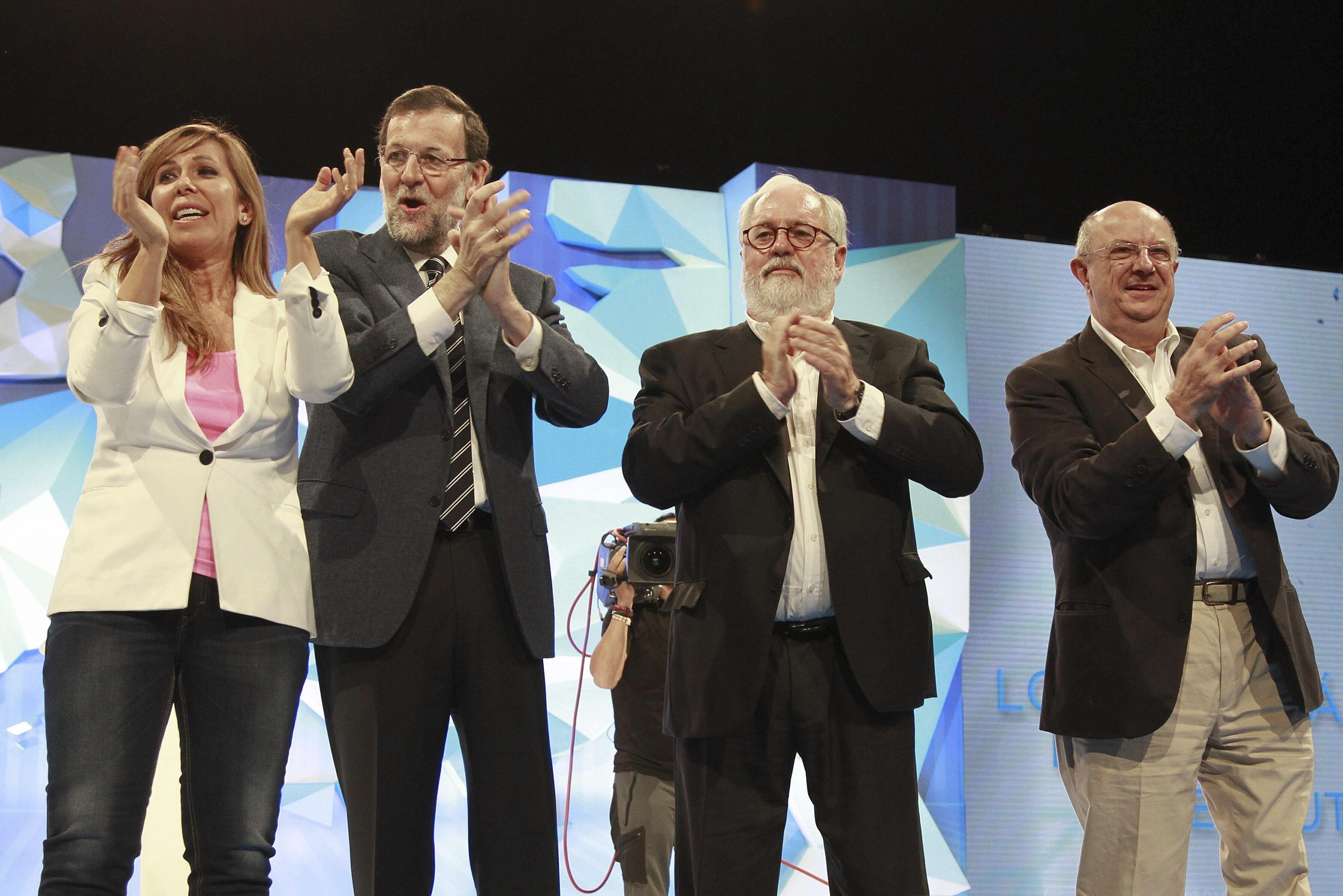 Camacho avisa de candidaturas «trampa» en España que dan votos al separatismo