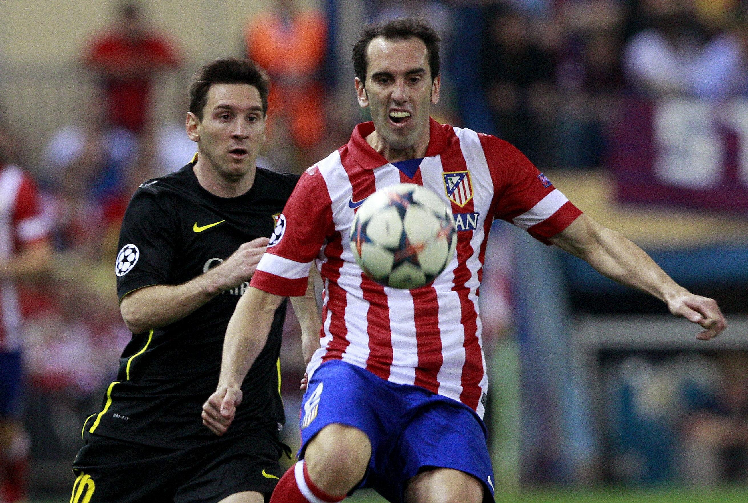 El Atlético lucha contra el Barcelona por la Liga con un presupuesto cinco veces menor
