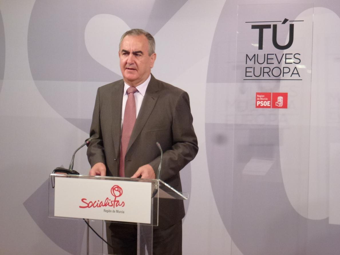 Tovar afirma que «no votar el 25 de mayo es dar luz verde a las duras políticas de austeridad de la derecha»