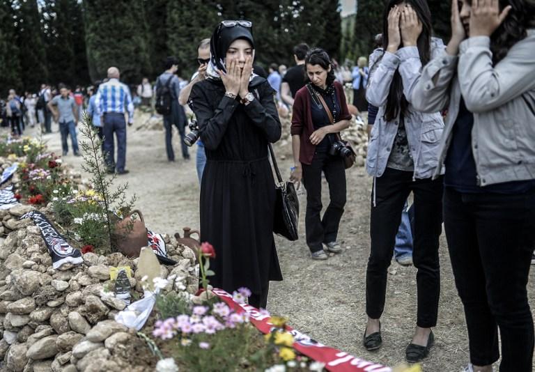 Turquía finaliza la recuperación de cadáveres en la mina de Soma