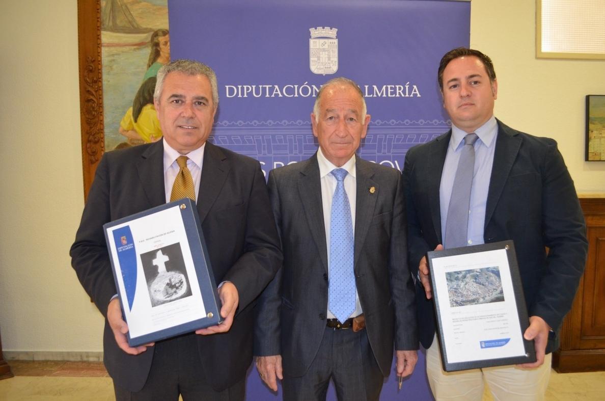 El Ayuntamiento de Macael invertirá 180.000 euros de planes provinciales en las calles Sevilla y Canteras