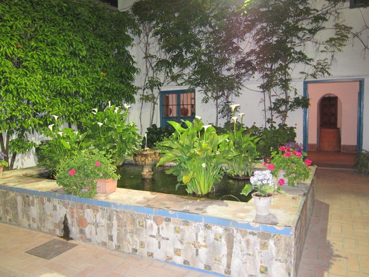 El Ayuntamiento apunta al logro de objetivo de incrementar las visitas entre semana a los patios