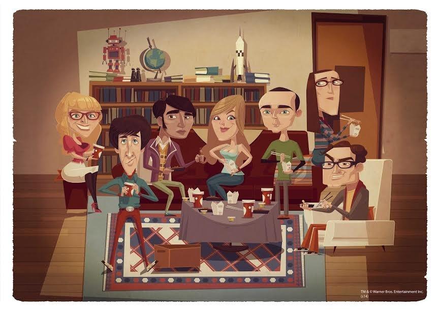 »The Big Bang Theory: La Exposición», en Fnac Triangle de Barcelona