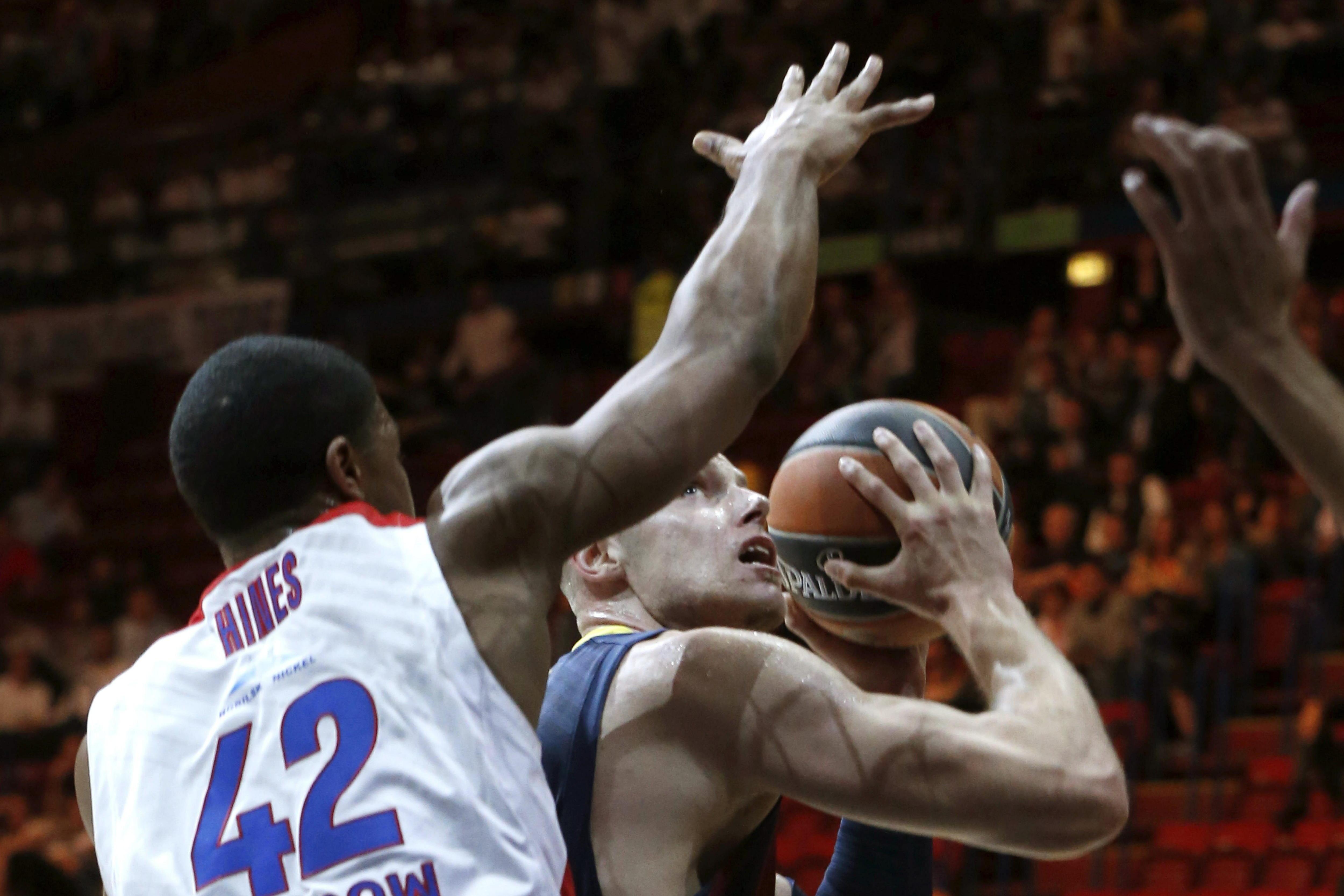 El Barcelona gana al CSKA en el partido por el tercer puesto