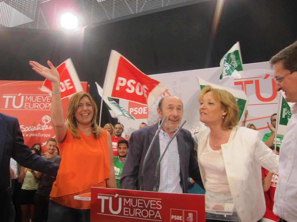 Díaz avisa que «quieren desmoralizar a la izquierda» para que no vaya a votar