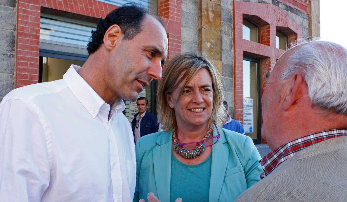 Diego: «No podemos volver atrás ahora que se está consiguiendo enderezar el rumbo»