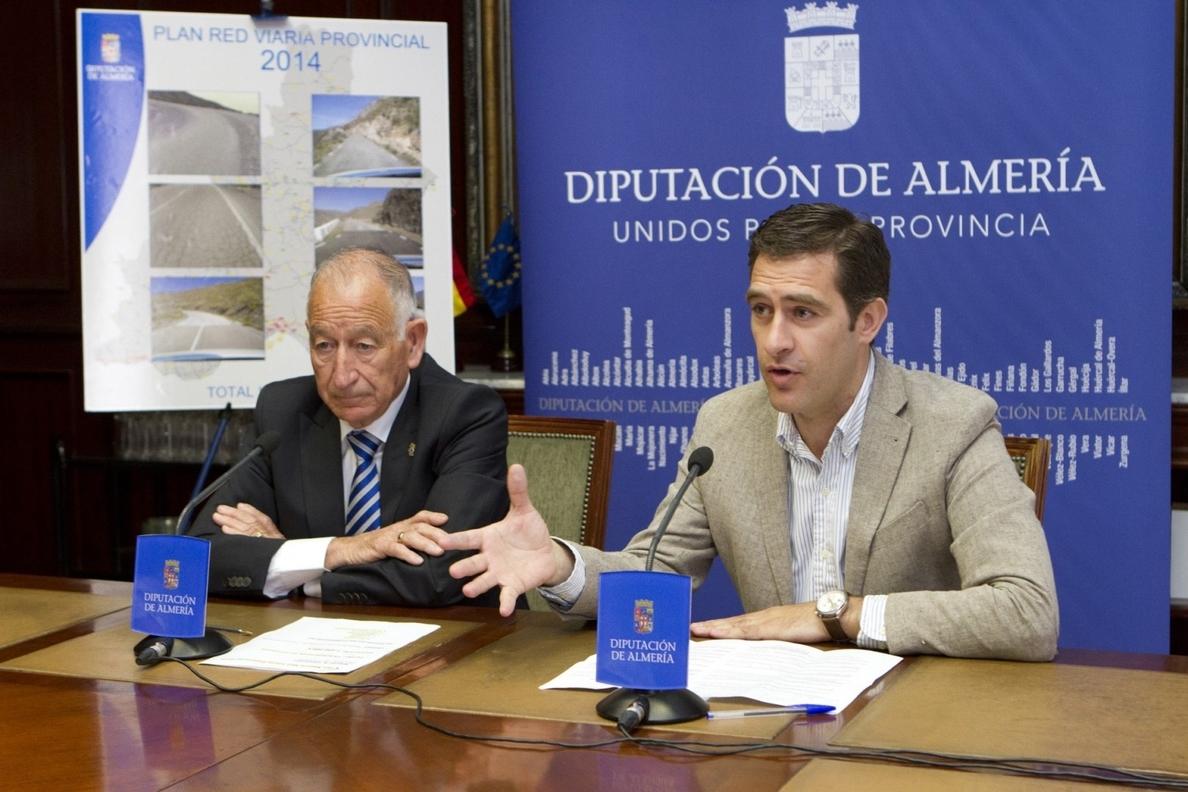 La Diputación es la entidad provincial más inversora de Andalucía, según un informe del Ceacop