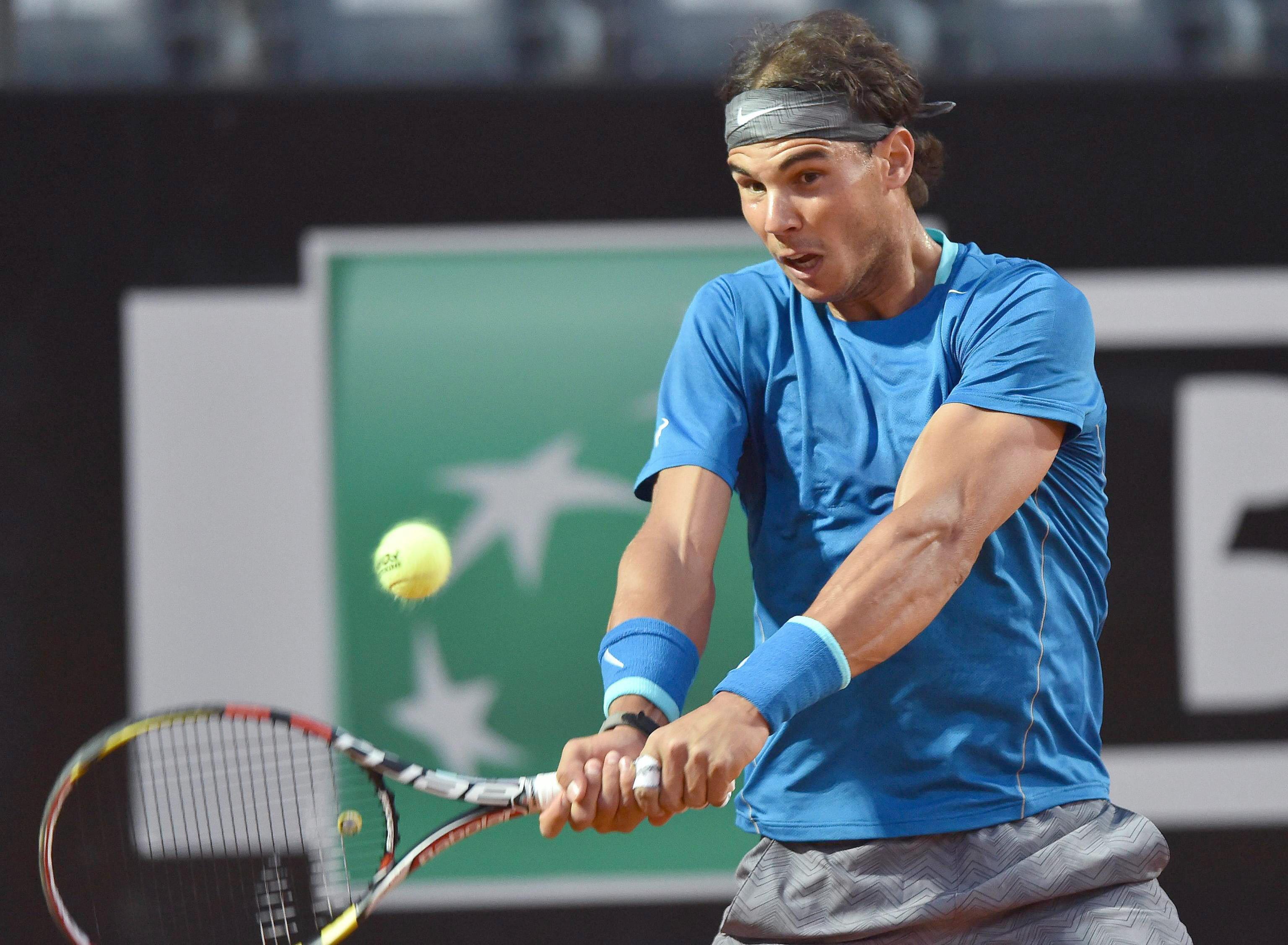 Djokovic gana a Nadal en final de Roma a una semana de Roland Garros