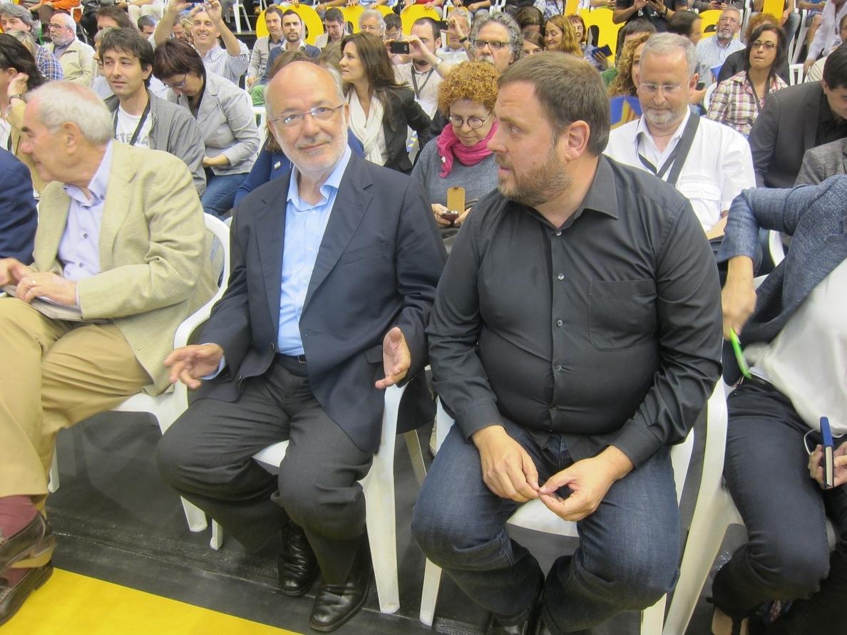 Junqueras reclama una «victoria» de ERC para garantizar la consulta y la independencia