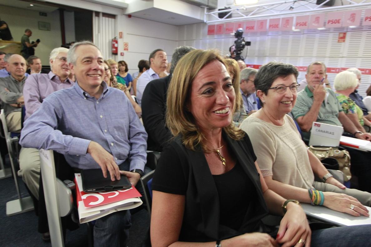Manuel Valls, Valenciano y Chacón participarán en la segunda semana de campaña del PSC