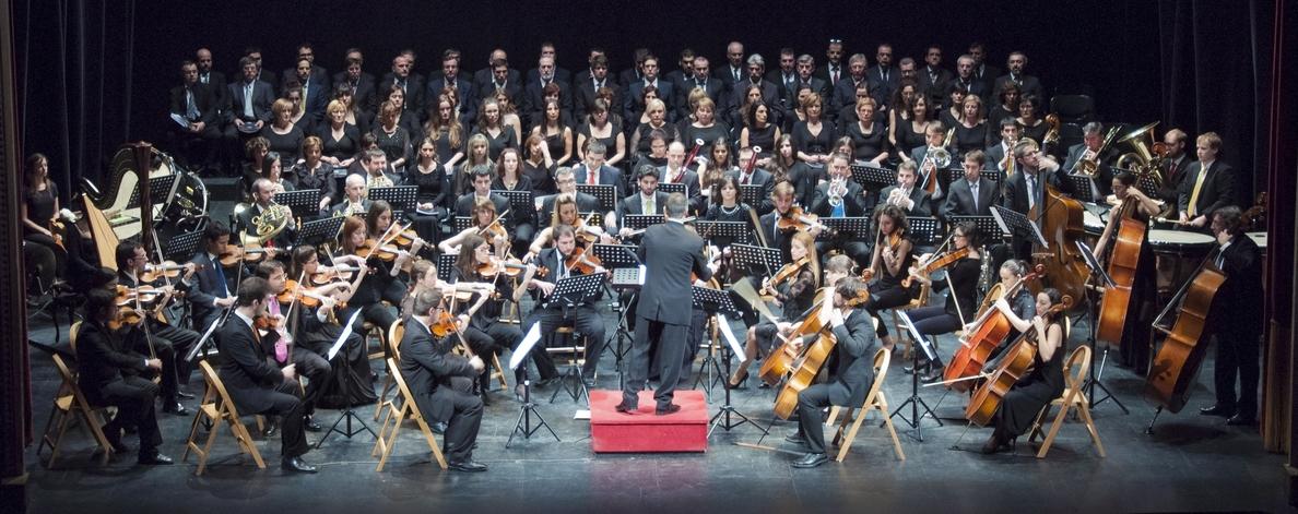 La Orquesta Reino de Aragón participa en el Festival Internacional »Riva del Garda»