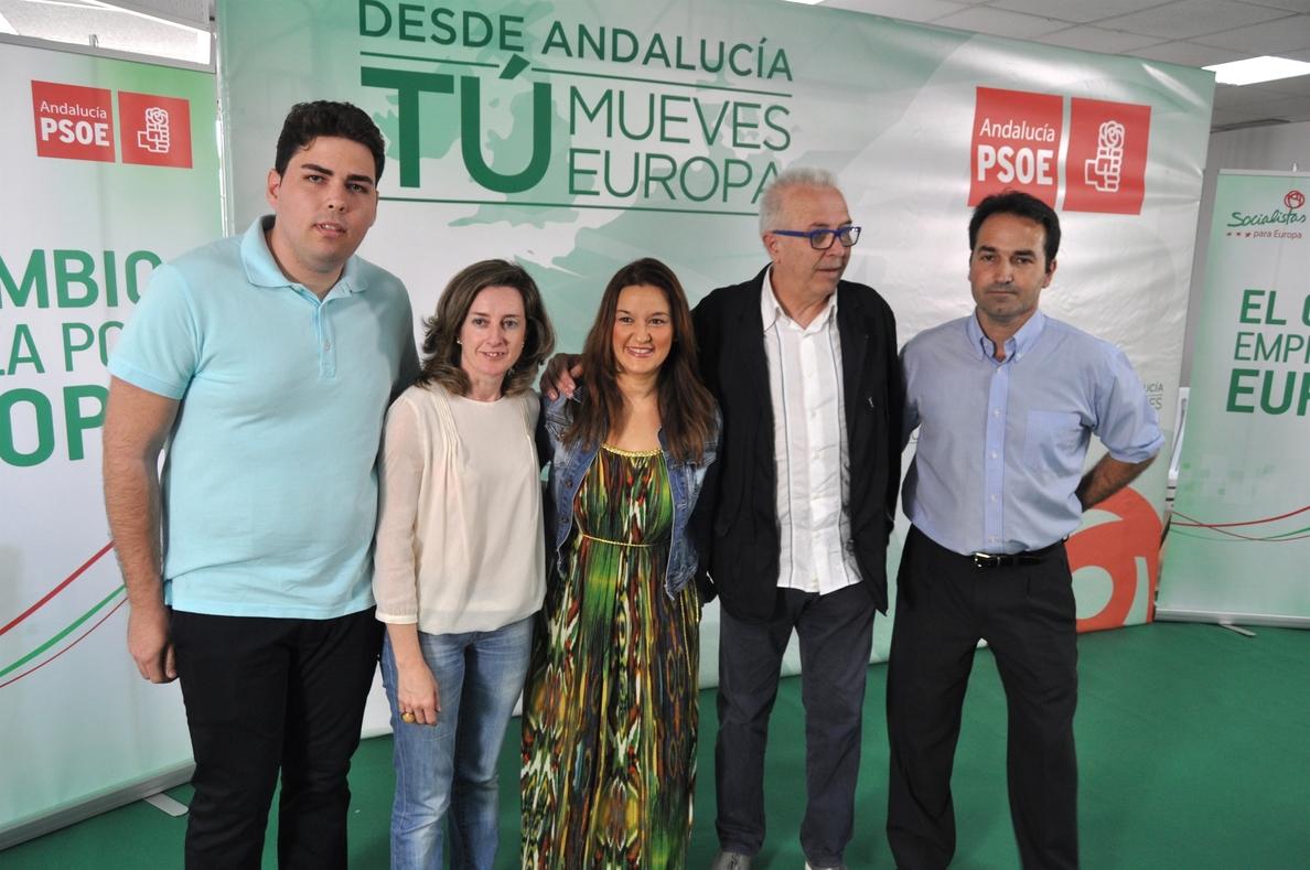 Pérez (PSOE): «Con la mina de Aznalcóllar comprobamos que la derecha y la izquierda no somos lo mismo»