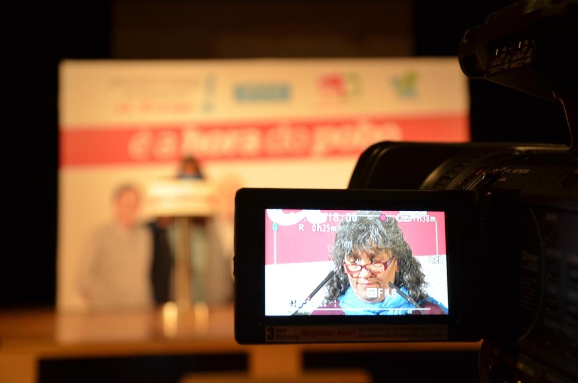 Senra (AGE) defiende «luchar por la agricultura y la pesca» como «las dos patas de la soberanía alimentaria»