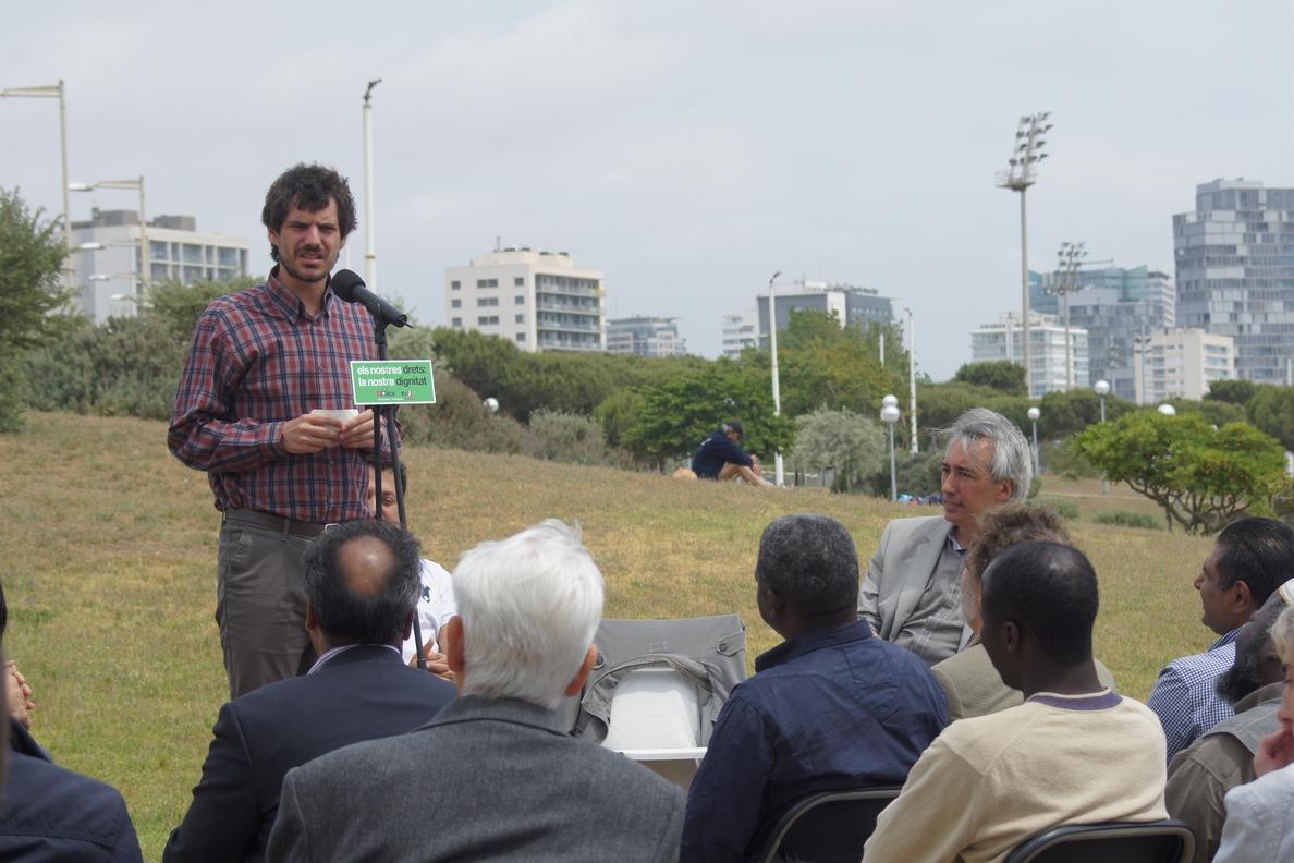Urtasun (ICV-EUiA) reclama una política común de inmigración con observación de las ONG
