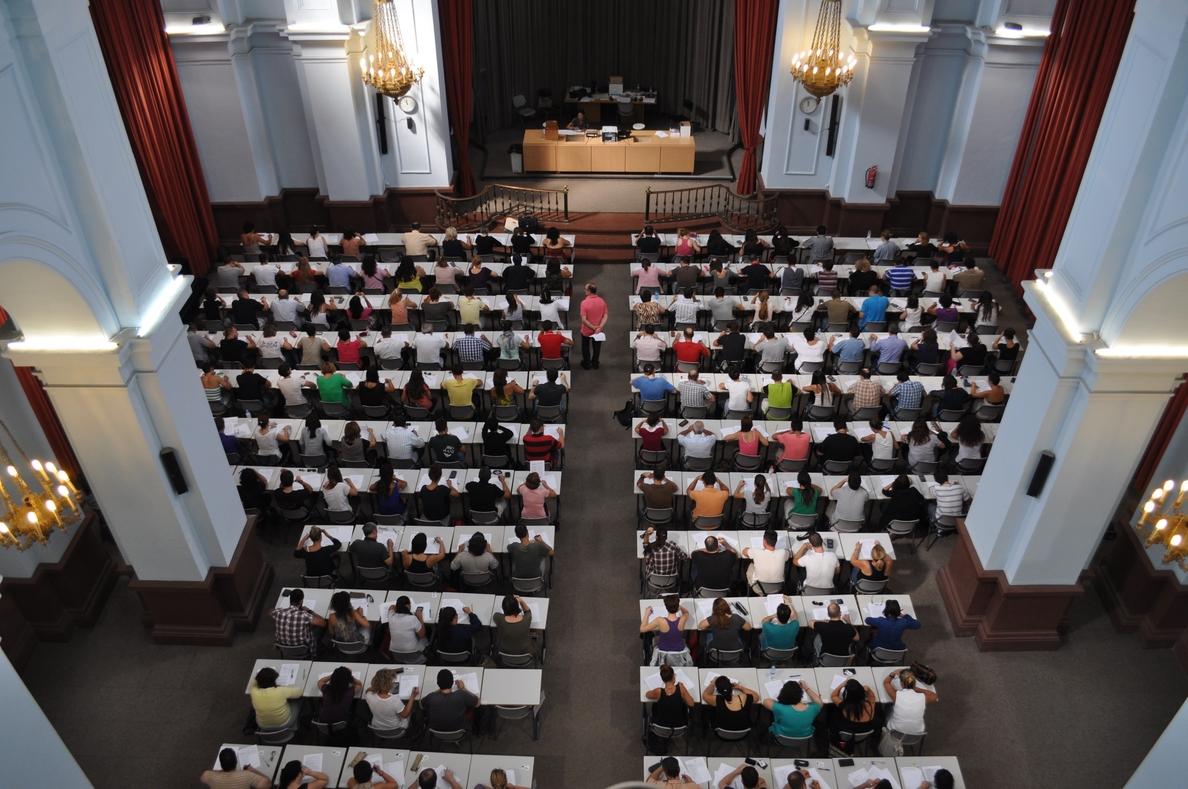 El 95,4% de los docentes funcionarios de carrera de la Comunitat tienen destino definitivo