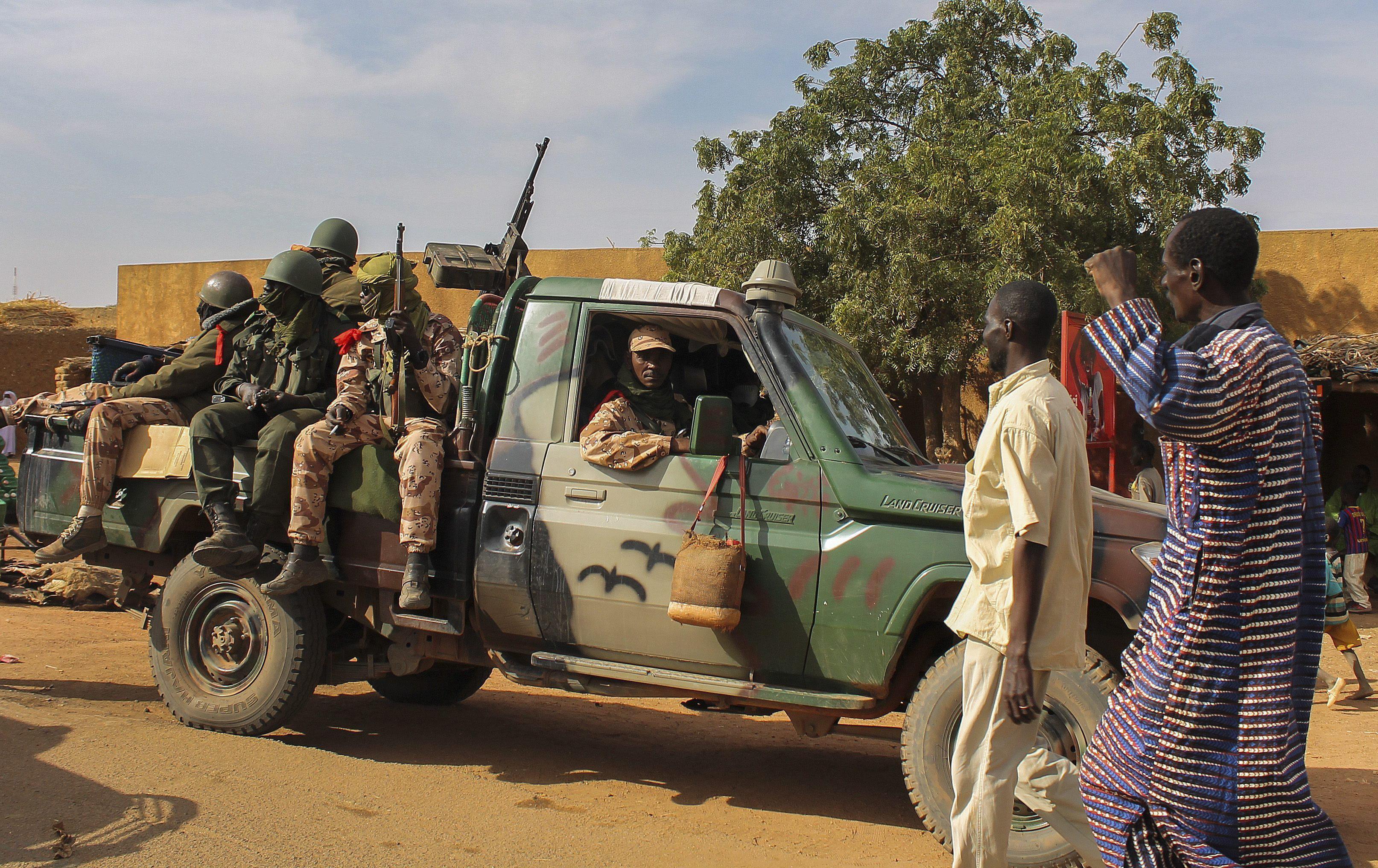 Los enfrentamientos armados de Kidal causan 36 muertos y 87 heridos