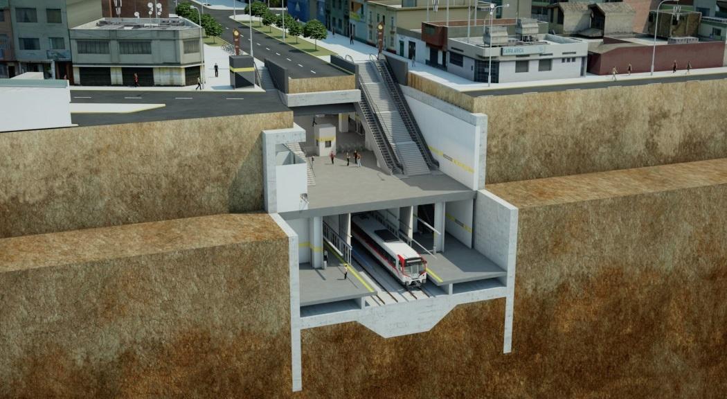 Las grandes constructoras tienen fuera de España el 84% de sus obras, que suman 67.860 millones